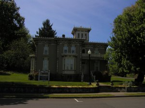 Moyer House Brownsville, OR