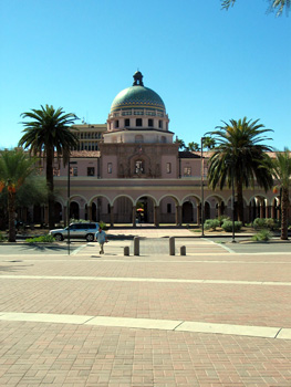 Pima County Courthouse, Tucson, AZ