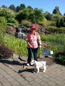 I like the Oregon Gardens.