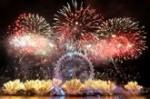 New Year Celebration Anywhere
